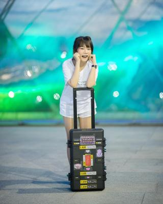 รูปล่าสุด IG นิวเยียร์ ปรีณาพรรณ ใจเย็น