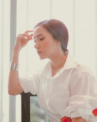 รูปล่าสุด IG ใบหยก ปุณยานุช จันทสุดา